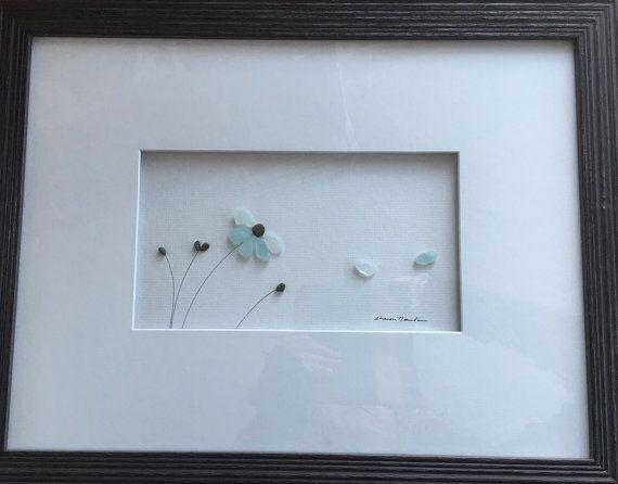 12 von 16 umrahmt von Meer-Glaskunst von Sharon von PebbleArt