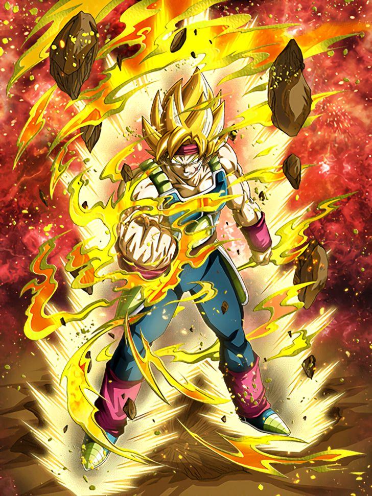 [Burning Soul] Super Saiyan Bardock/Dragon Ball Z: Dokkan Battle