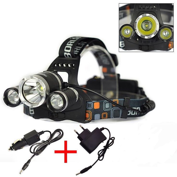 5000 Lumens 3*CREE T6 © LED  Headlamp Headlight Ξ Frontal LED Headlamp LanternsTorch Flashlight Use18650 + Car/AC Charger5000 Lumens 3*CREE T6 LED  Headlamp Headlight Frontal LED Headlamp LanternsTorch Flashlight Use18650 + Car/AC Charger