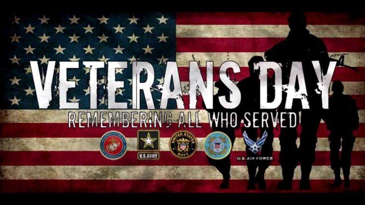 Veterans Day Tribute 2014