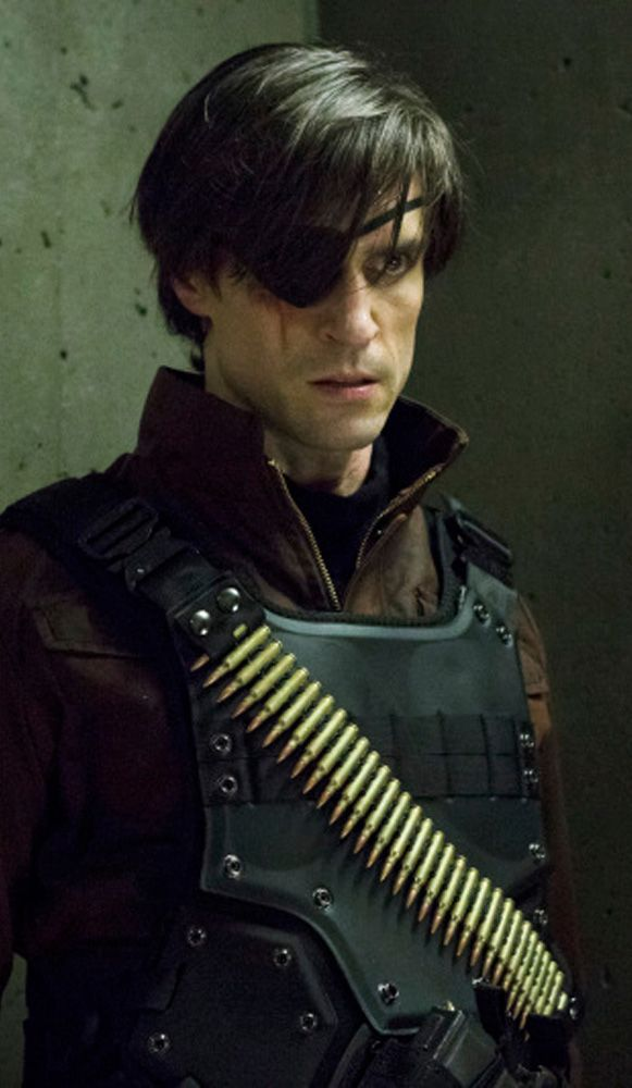 Arrow - Deadshot - Floyd Lawton