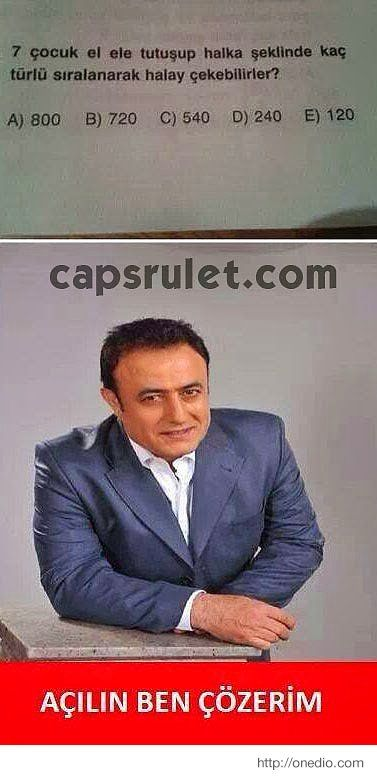 Halay Efendisi Mahmut Tuncer'in En Komik 17 Caps'i - onedio.com