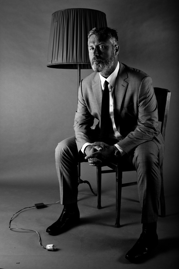 Eric Corton, the coolest Dutch Bearded man! By Imagehunters.net Photography - Portraits