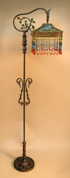 Image result for antique floor lamps