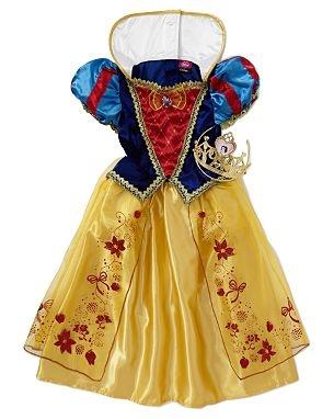 Disney Snow White Fancy Dress Costume