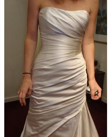 My Lasposa Dress Oyster Done Check