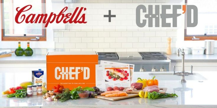 Campbell Soup Company Makes Strategic Investment in Chef'd ~ Campbell Soup Company announced a strategic partnership and $10 million investment in Chef'd, an e-commerce marketplace. This means that Campbell is Chef'd's largest strategic investor and under the terms of partnership the soup company will receive a seat at Chef'd's board of directors. The two companies plan to test various capabilities over the three-year agreement […]…