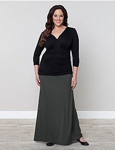 Modest, Feminine Dressing for the Plus Size Woman   Deep Roots at Home