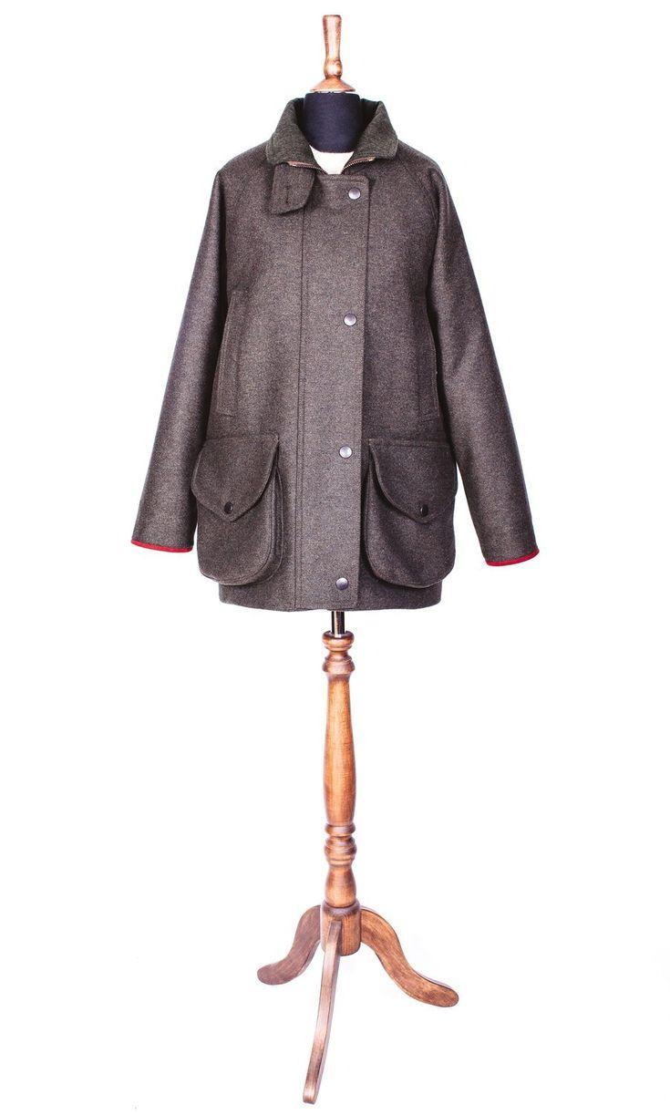 Stewart Christie & Co. Melton Cotswold Field Coat