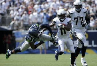 Seattle Seahawks vs. San Diego Chargers: Live Score and Analysis for Seattle | Bleacher Report Final Score: 21--30 in CA's 105 degree weather!