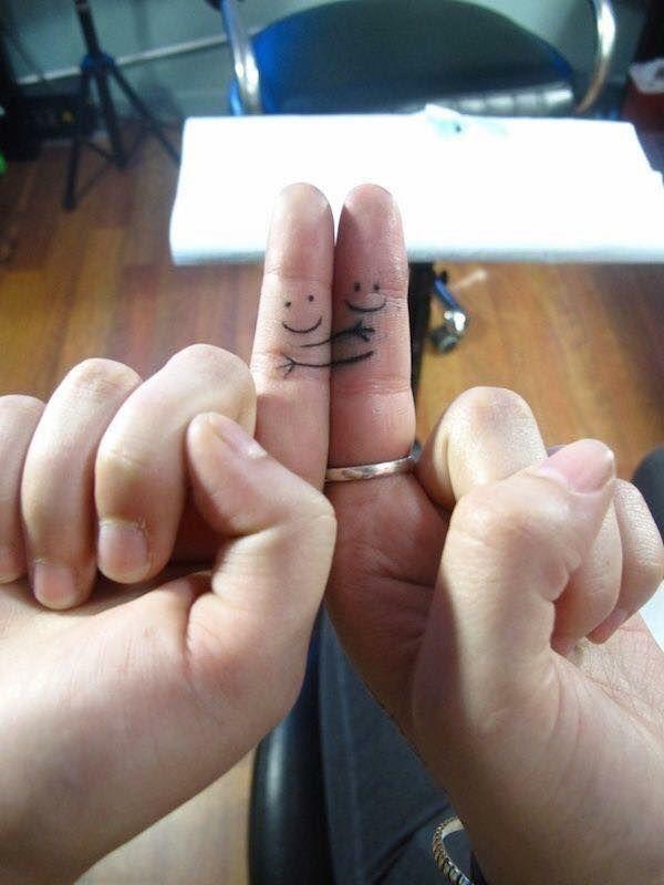 Imágenes de Tatuajes para Parejas y sus Significado – Tatuajes Para Mujeres y Hombres