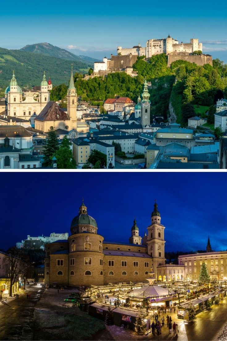 Salzburg – it may not be the first place you think of when considering a city break but it has some truly stunning sights.  From majestic architecture, twinkling fountains and dazzling gardens to eye-popping mountain views it's a city with beautiful surprises around many a corner. Here's 15 photographs that explain why Salzburg HAS to be your next city break destination.