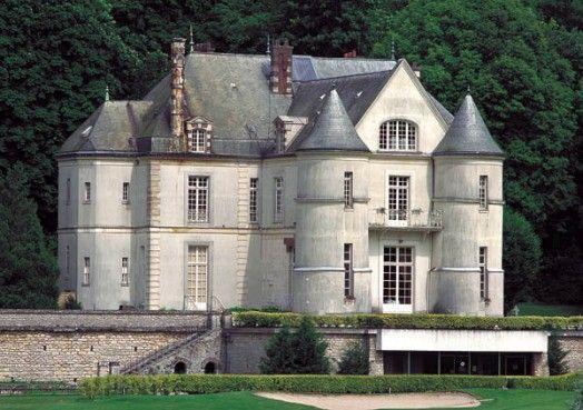 Le Couvent - Villarceaux, Chaussy