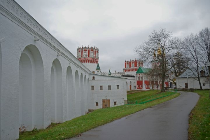 #Travel, #Novodevichy #Convent, #autumn (89)