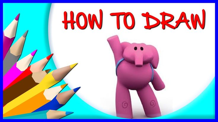 How to Draw Elly    Drawing Time Lapse   853672 HTD