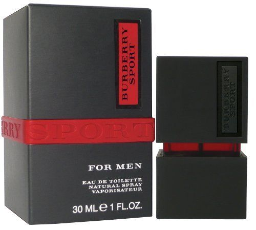 Burberry Sport for Men Eau de Toilette-1 oz. by Burberry. $20.74. Fresh, spicy, aquatic fragrance for modern young men. Upbeat, energizing, inviting & masculine. Be a Real SportBurberry Sport for Men is a fresh, masculine scent that is dynamic, natural and seductive. It channels the exhilarating vivacity of a good gin and tonic as well as the invigorating energy of outdoor sports.Top notes of Ginger, Grapefruit and WheatgrassMid notes of Marine Breeze and Red Juniper B...