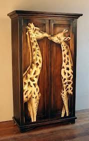 wardrobe doors ... cool idea