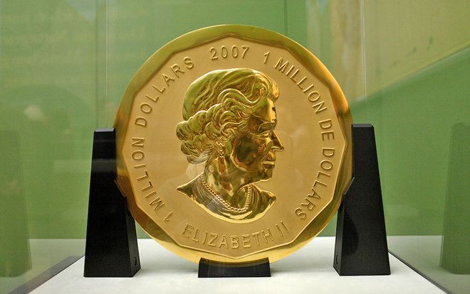 Massive Gold Coin Worth Millions Was Stolen From German Museum