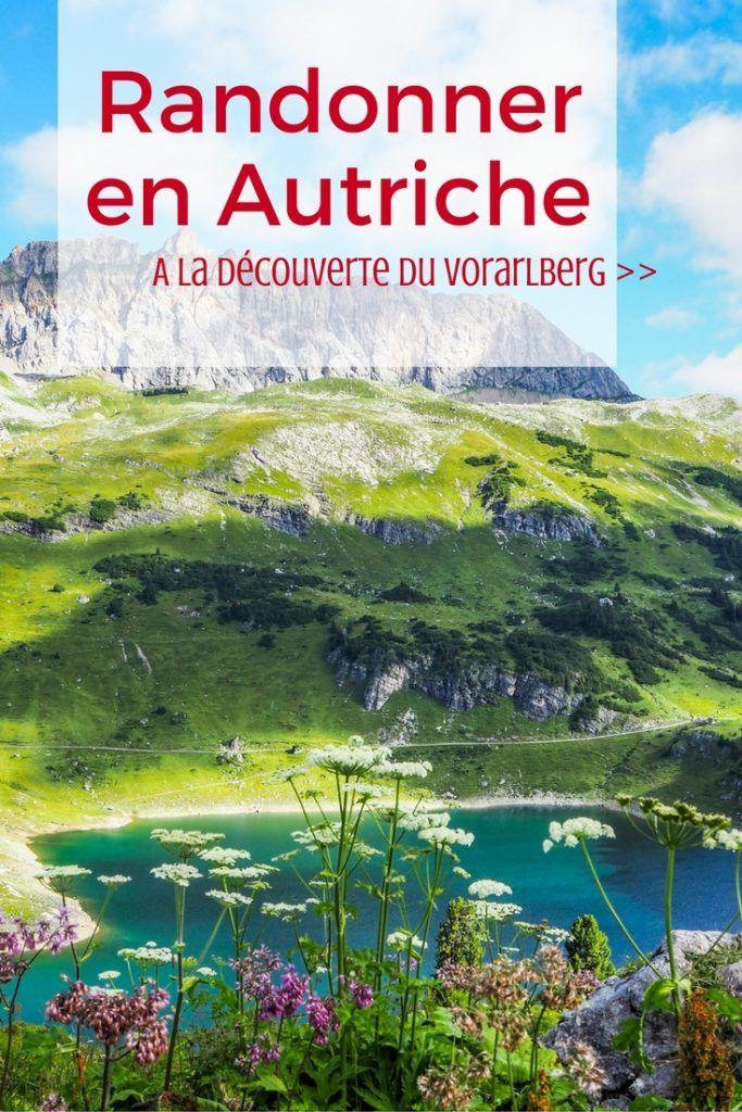 Randonner en Autriche: à la découverte du Vorarlberg, récit, photos et conseils…