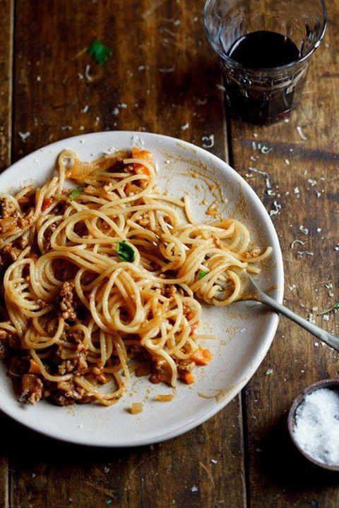 #spaghetti #bolognese #daiazic