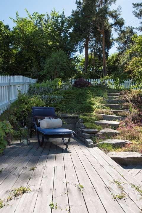 FINN – Ekebergåsen - Påkostet ½ part av tomannsbolig m/idyllisk hage og solrike uteplasser. Unik beliggenhet ved Kværnerparken!