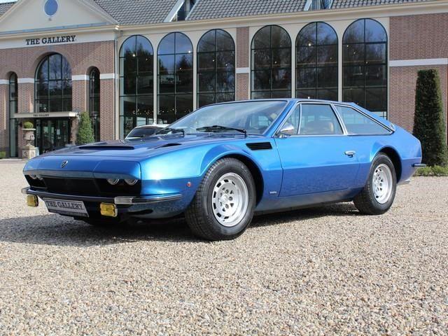 LAMBORGHINI JARAMA for sale | Classic Cars For Sale, UK