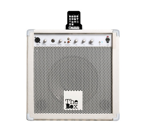 The Box amplificatore