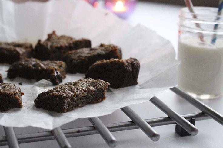 Kæmpe chocolate chip cookie i crockpot