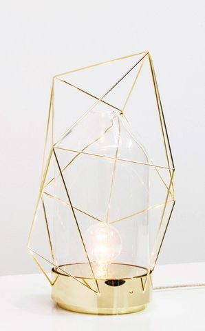 Okay, this is the coolest lamp ever.