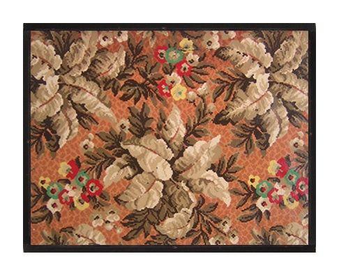 Vintage Linoleum Flooring | Found On Vandm.com