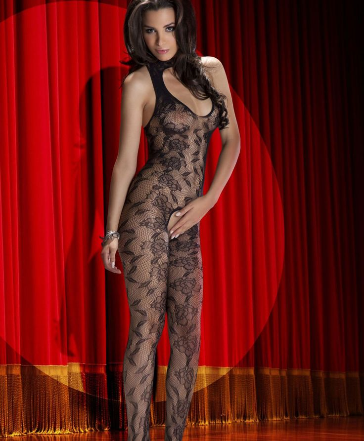 See Through Body Stocking From Passion | Bodystockings | Pinterest