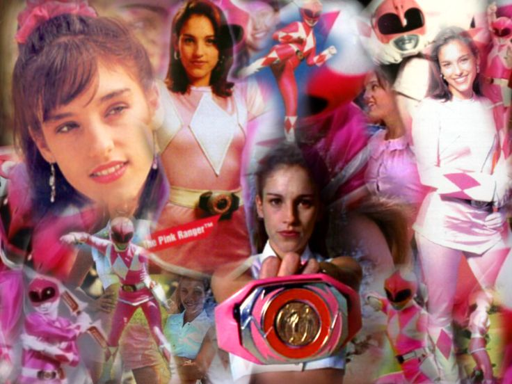 My ALL time Fav Power Ranger! Amy Jo Johnson AKA Kimberly! ~ Pink Ranger