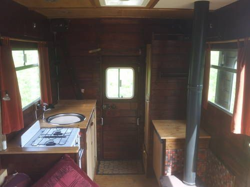 Oakley 35 Ton Horsebox Campervan Conversion For Sale 1981 On Car And Classic UK