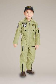 Jr. Fighter Pilot Costume For Kids