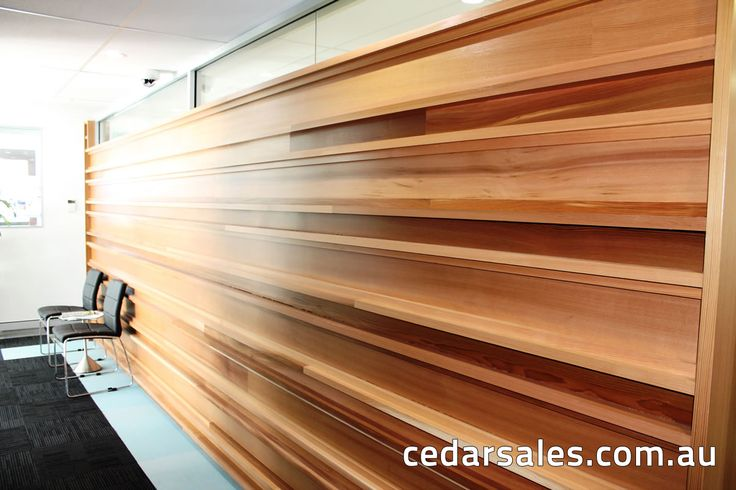Cedar Sales were delighted to partner with the Sparc* and BARC Construction teams to bring their vision to life on their recent project to convert a restaurant and bar into a modern office space. Product used: Castelation® Stepped Expression and Dressed All Round #CedarSales #WesternCedar #Sustainable  #CastelationSteppedExpression #WesternRedCedar #Timber #WoodPanelling