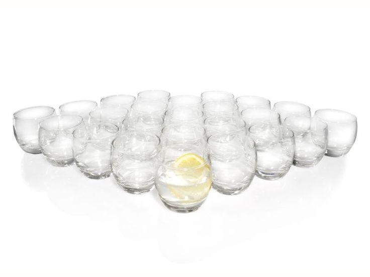 Luminarc Gläser-Set 24tlg. Trink-Glas Dessert-Glas Cocktail-Gläser Universalglas in Möbel & Wohnen, Kochen & Genießen, Gläser & Glaswaren   eBay
