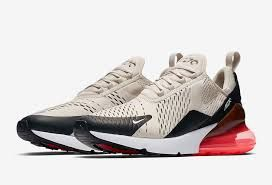 Image result for Nike Air Max 270 Light Bone Hot Punch AH8050-003 ... 2f3933a54