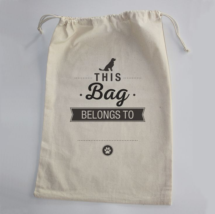 Ok, so we made you a doggie bag that you can write your best friends name on! How clever is that?
