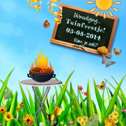 84 best images about uitnodigingen on pinterest retro design invitation birthday and barbecue - Barbecue ontwerp ...