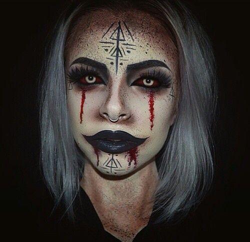 180 best Halloween Makeup - Maquiagem Dia das Bruxas images on ...
