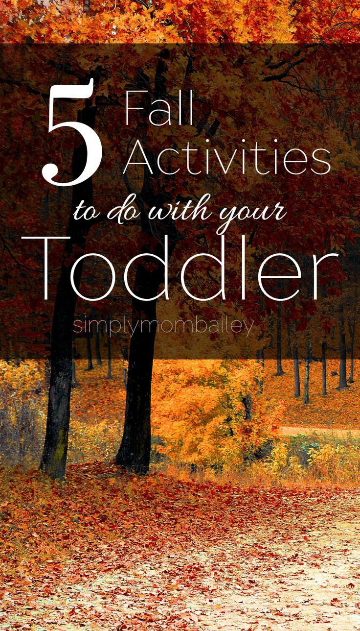 5 Things to do this Fall with your Toddler - Things to do in the Fall - Autumn Activities - Things to do with Kids - Prince George, BC #ExploreBC #fall2017