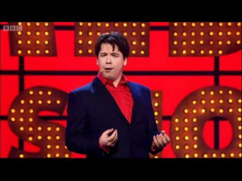 Michael McIntyre on Scotland - Michael McIntyre's Comedy Roadshow - BBC - YouTube