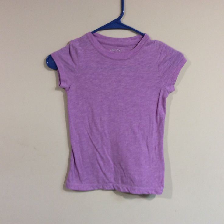 Purple Short Sleeve Top (Small 7)
