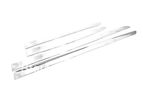Chrome Side Door Molding Trims For Hyundai Santa Fe 2010-2012 #Affiliate