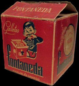 Galletas Fontaneda es el nombre comercial de una marca de galletas con una gran relevancia en España a lo largo de todo el siglo XX. Fundada en la villa palentina de Aguilar de Campo por Eugenio Fontaneda en 1881, la multinacional United Biscuits, propiedad de Nabisco, la compró en 1996 y en 2002 cerró sus instalaciones, manteniendo la marca comercial para fabricarla en otra de sus factorías en España.