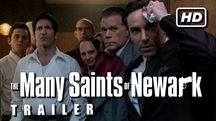 Many Saints Of Newark Trailer In 2021 Crime Family Newark Sopranos