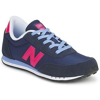 new balance 410 mujer azul y rosa