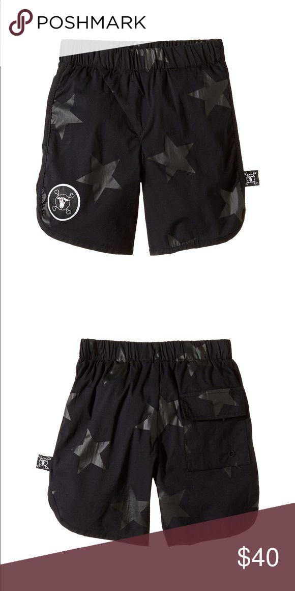 Nununu never worn surf shorts Star surf shorts 3-4Y nununu Swim Swim Trunks