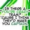 hmmmm....Sports Jokes, Quote, Modern Log Cabins, Crazy Team, Girl Sayings, Gilmore Girls, Favorite Pin, Team Captain, Logs Cabin