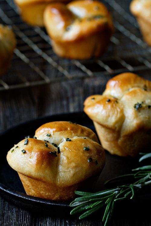 Brown and Serve Rolls. These are so buttery and delicious. Serve them at your next family meal.
